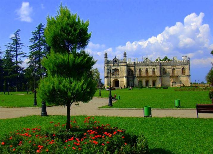 Dadiani Palace, Zugdidi