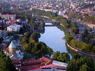Kura River Tbilisi